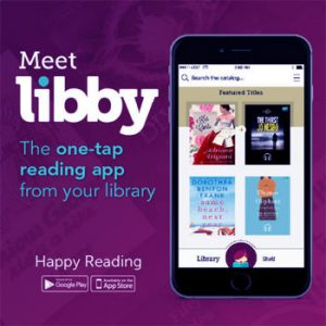 Libby eBook Mobile App